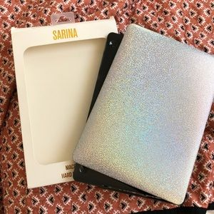 new products 2b169 18287 NWT Iridescent MacBook Pro '13 laptop Case NWT